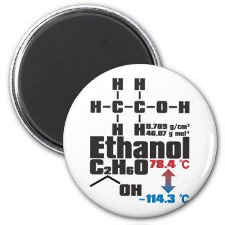 Ethanol Refrigerator Magnets