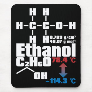 Ethanol Mouse Pad