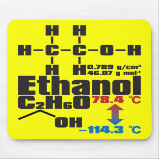 Ethanol Mouse Pad