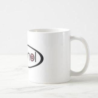 Ethanol - No War Basic White Mug