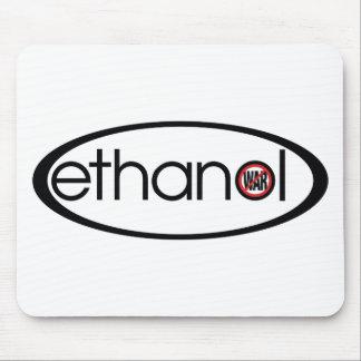 Ethanol - No War Mouse Pads