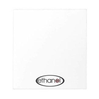 Ethanol - No War Scratch Pads