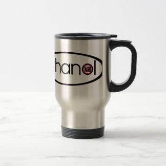 Ethanol - No War Stainless Steel Travel Mug