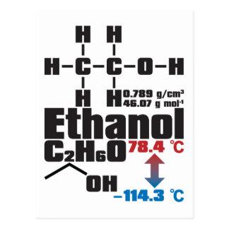 Ethanol Postcard