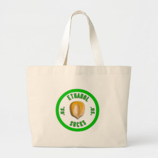 Ethanol Sucks Jumbo Tote Bag