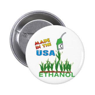 Ethanol - USA Pin