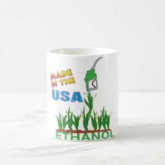 Ethanol - USA Basic White Mug