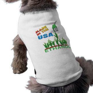 Ethanol - USA Pet Tee Shirt