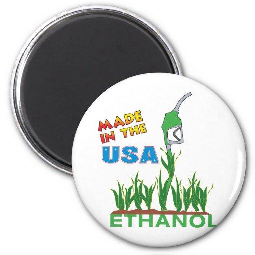 Ethanol - USA Magnets