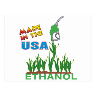 Ethanol - USA Postcard