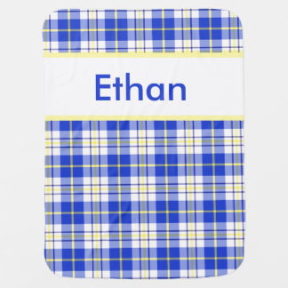 Ethan's Personalized Blanket