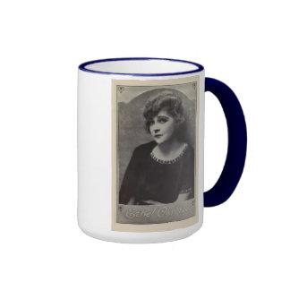 Ethel Clayton 1921 vintage portrait mug