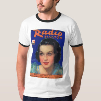 Ethel Merman RADIO MIRROR Magazine Cover 1935 T-Shirt