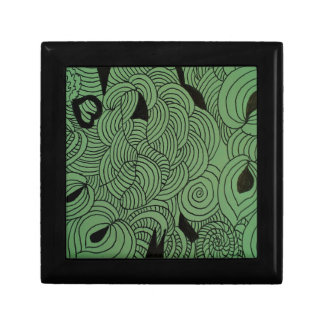Ether Formation Green Gift Box
