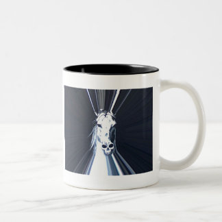 ether horse/skull coffee mugs