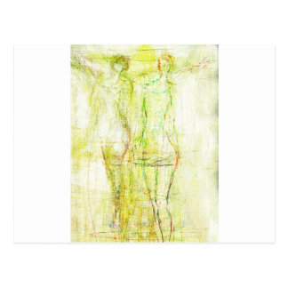 ethereal angel (14) postcard
