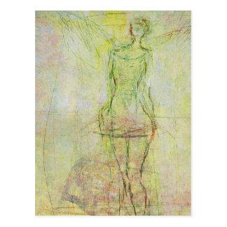 ethereal angel (21) postcard