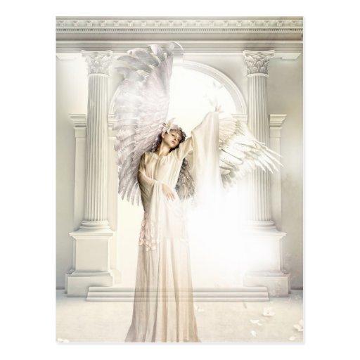 Ethereal Angel Postcard