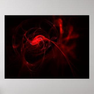 Ethereal Dragon Poster