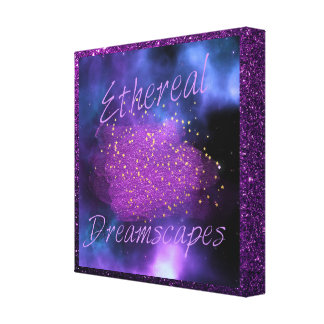 Ethereal Dreamscapes Canvas Print