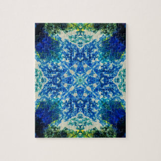 Ethereal Forest Mandala Puzzles