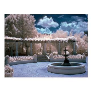 Ethereal Garden Postcard