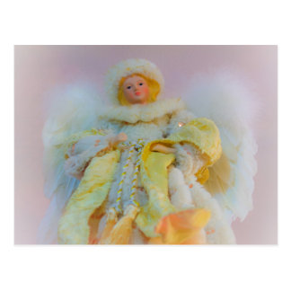 Ethereal Guardian Angel Post Cards