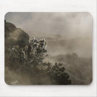 Ethereal - Inspirational - Spiritual - Yellowstone Mouse Pad