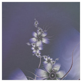 Ethereal Lavender Floral Fabric