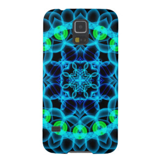 Ethereal Lotus Mandala Galaxy S5 Case