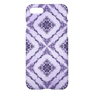 Ethereal Purple and Lavender Fractal Design iPhone 7 Case