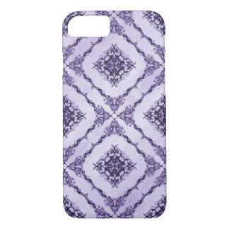 Ethereal Purple and Lavender Fractal Design iPhone 7 Case
