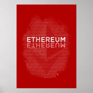 Ethereum Binary Poster
