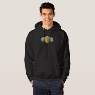Ethereum Bitcoin Litecoin Crypto Currency Hoodie