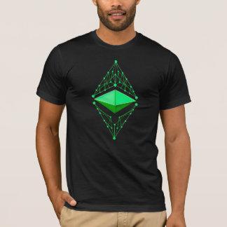 Ethereum Classic Green (no text) T-Shirt
