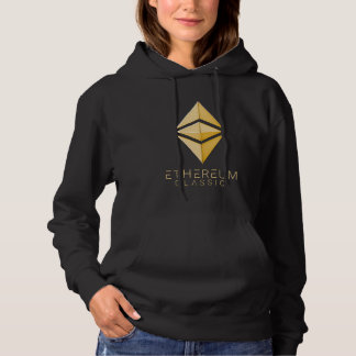 Ethereum Classic simple (gold) Hoodie