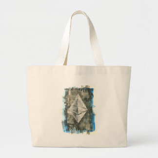 Ethereum Large Tote Bag