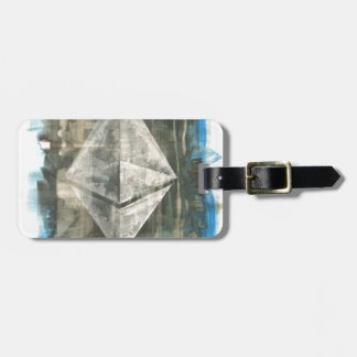 Ethereum Luggage Tag