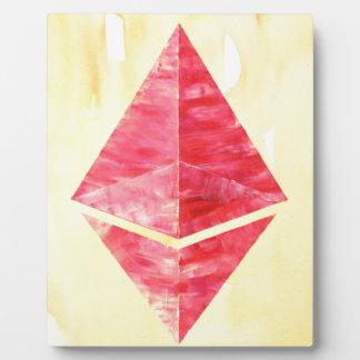 Ethereum Plaque