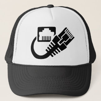 Ethernet Trucker Hat
