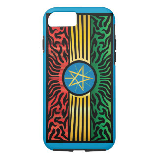 Ethiopia Abstract iPhone 7 Case