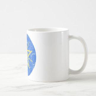 Ethiopia Coat Of Arms Coffee Mug
