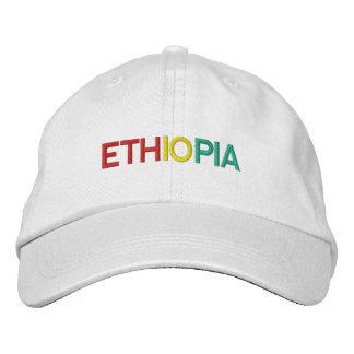 Ethiopia - Custom Ethiopia Hat
