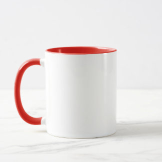 Ethiopia, DC Coffee Mug