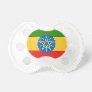 Ethiopia Flag Pacifier