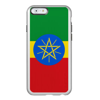 Ethiopia Flag Incipio Feather® Shine iPhone 6 Case