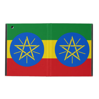 Ethiopia Flag iPad Cover