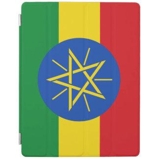 Ethiopia Flag iPad Cover