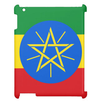 Ethiopia Flag iPad Covers