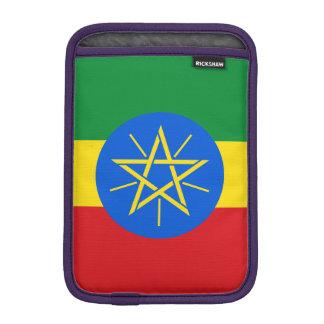 Ethiopia Flag iPad Mini Sleeve